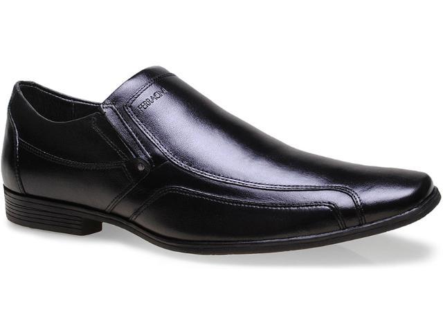 Sapato Masculino Ferracini 4013 Alpina Preto