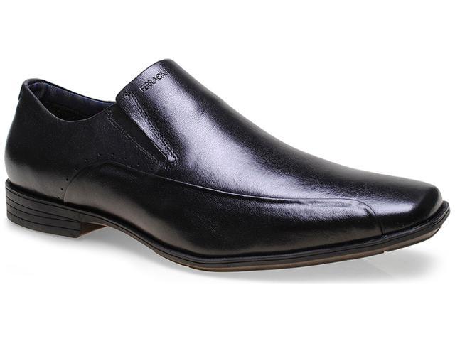 Sapato Masculino Ferracini 4289 Mestico Preto
