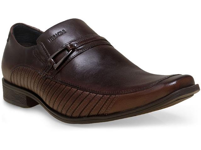 Sapato Masculino Ferracini 4415-1223h Café