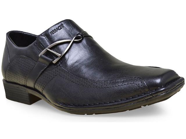 Sapato Masculino Ferracini 4226-1327a  Preto