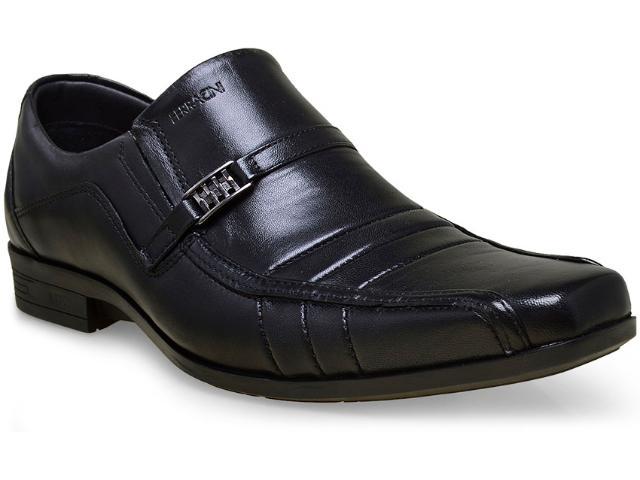 Sapato Masculino Ferracini 6015-1279a Mestico Preto
