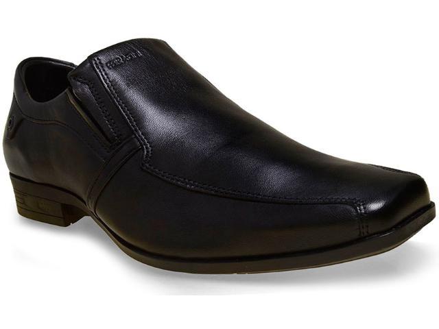 Sapato Masculino Ferracini 6013-1279 Mestico  Preto