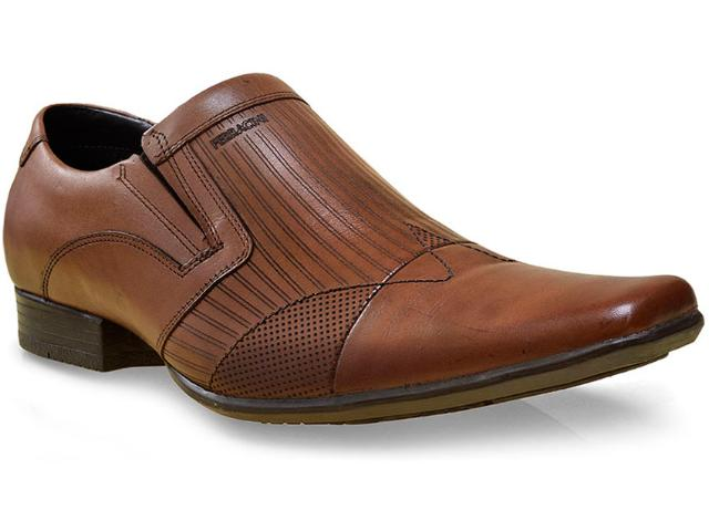 Sapato Masculino Ferracini 5949 Taupe
