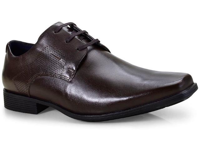 Sapato Masculino Ferracini 5465-500h Café
