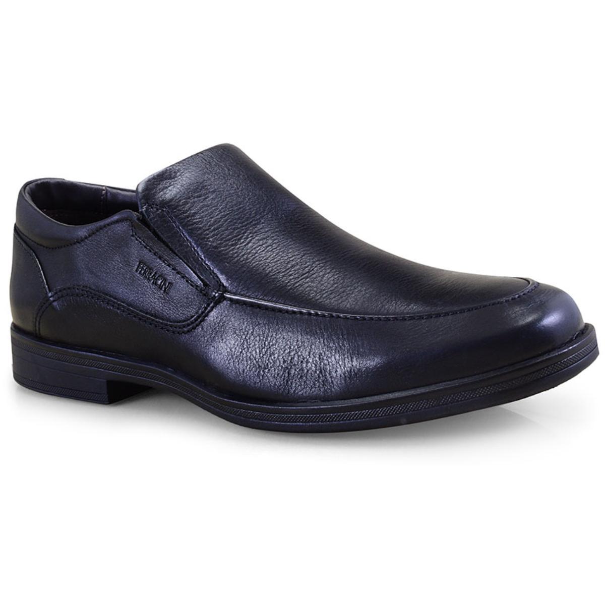 Sapato Masculino Ferracini 3551-567g Preto