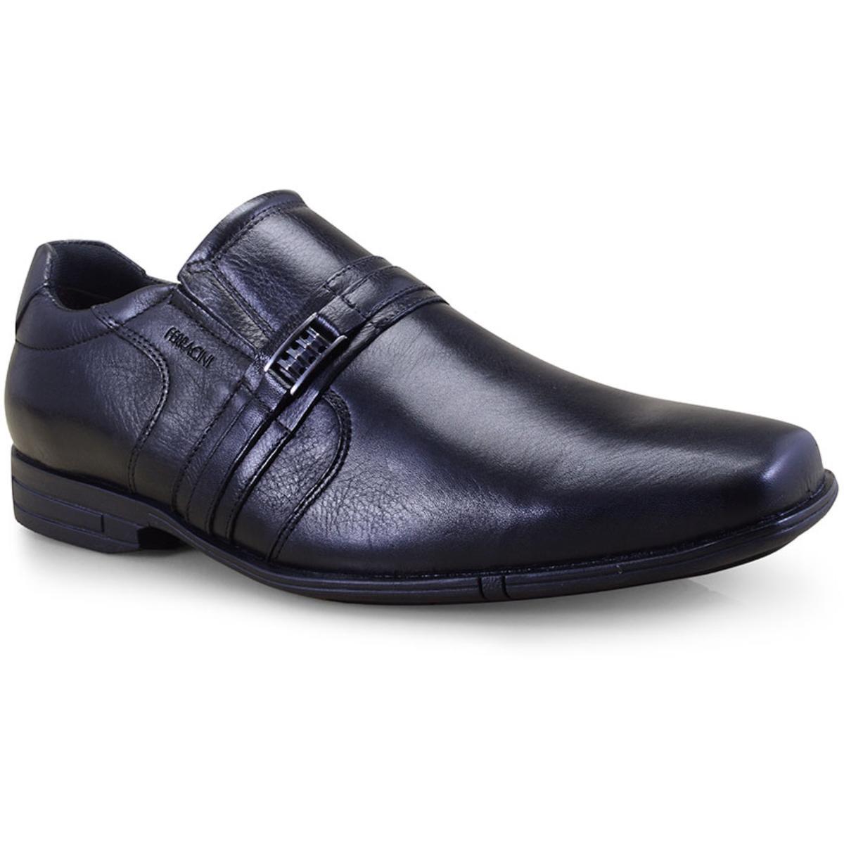 Sapato Masculino Ferracini 3167-220g Preto