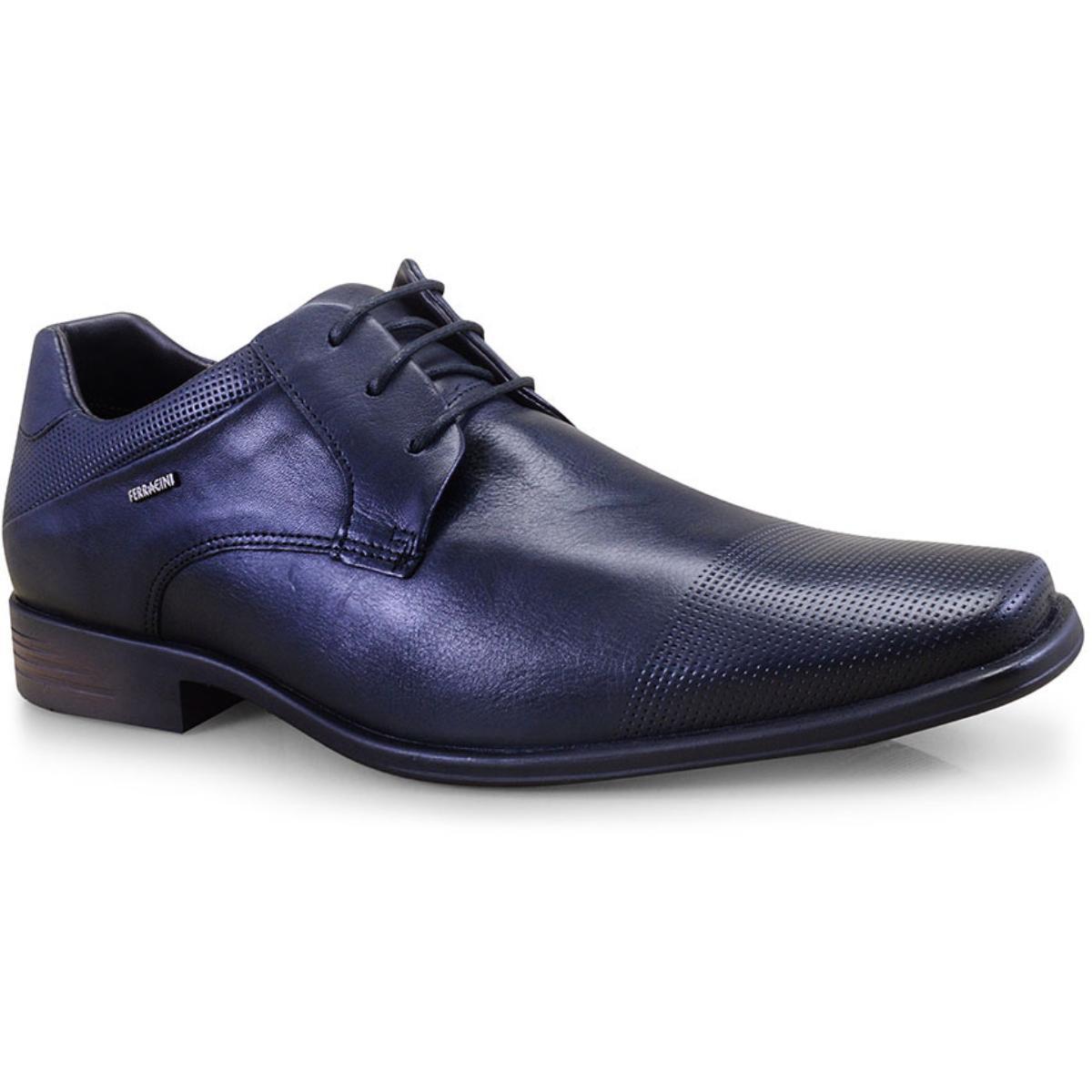 Sapato Masculino Ferracini 5047-549j Navy