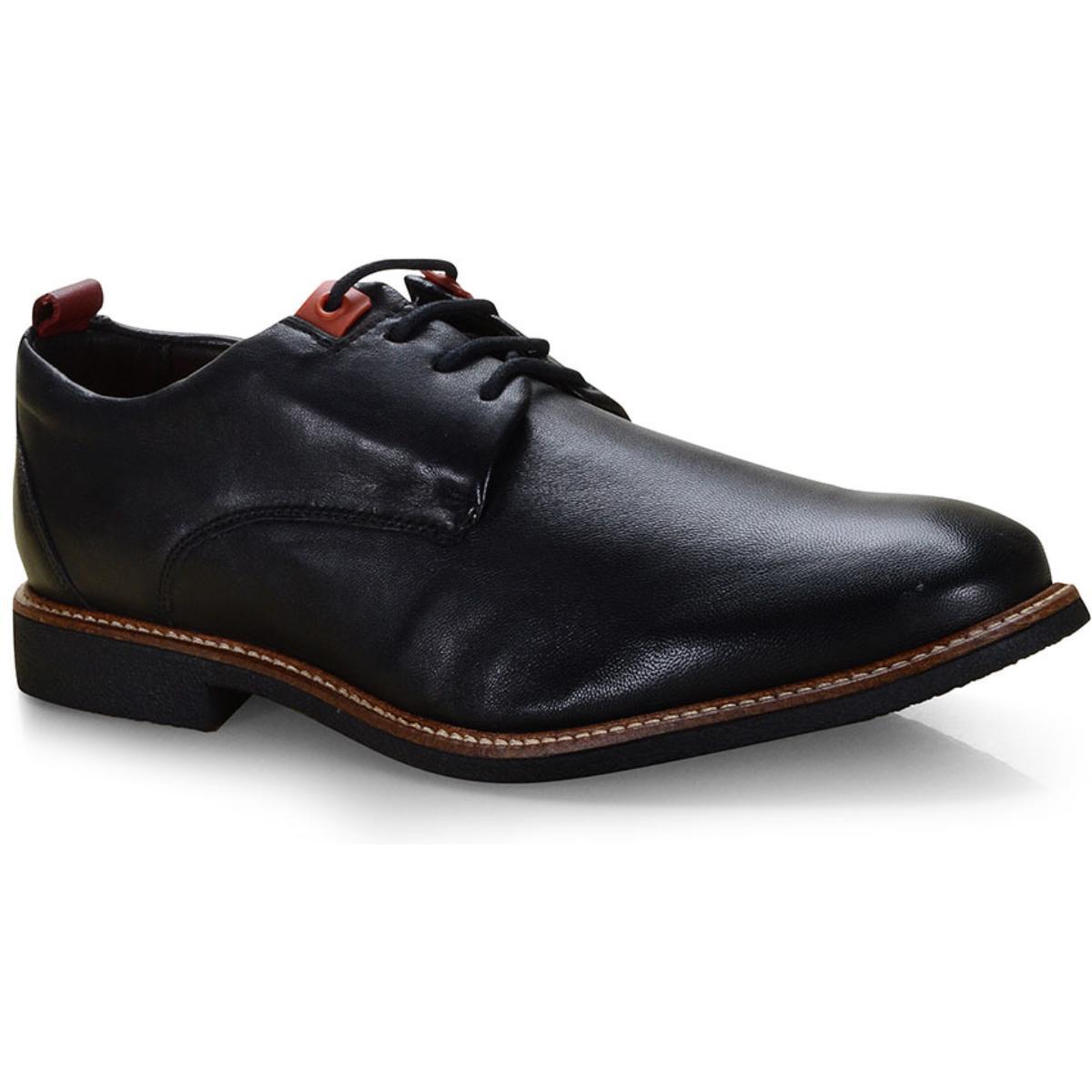 Sapato Masculino Ferracini 5365-1291g Preto
