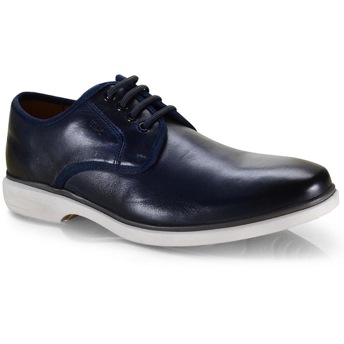 Sapato Masculino Ferracini 6741-582i Marinho