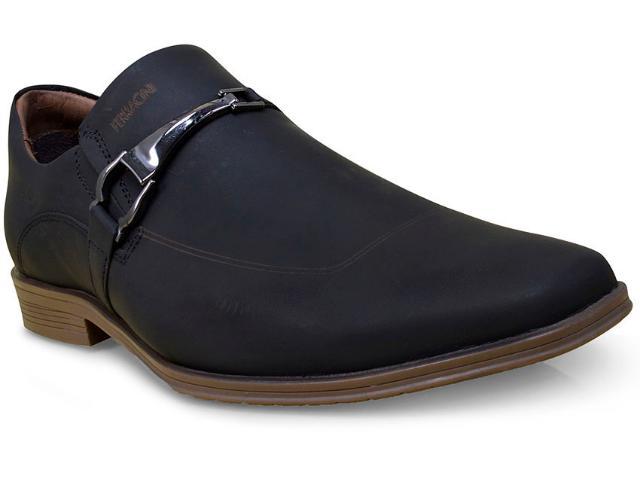 Sapato Masculino Ferracini 2817-506i Preto