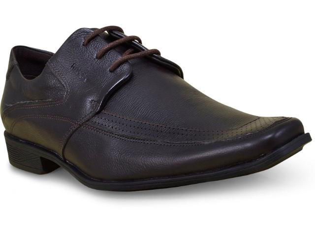 Sapato Masculino Ferracini 5061-223h Chocolate