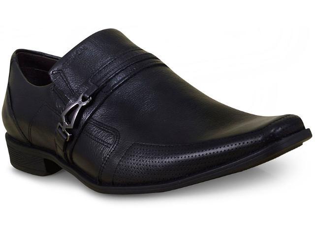 Sapato Masculino Ferracini 5062-223g Preto