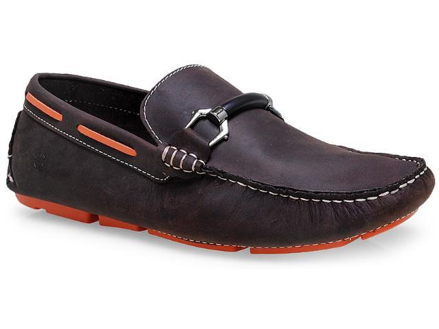Sapato Masculino Ferricelli Lx40005 Brow