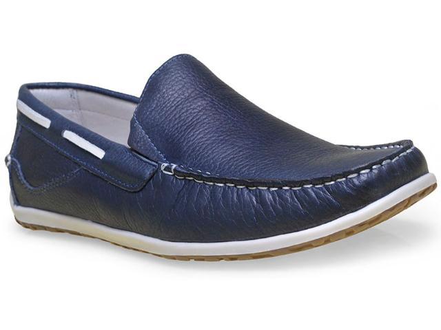 Sapato Masculino Ferricelli Ag18855 Marinho