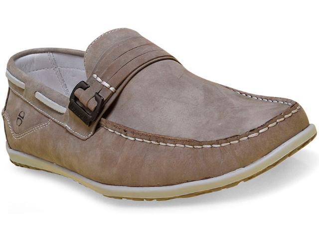 Sapato Masculino Ferricelli Yn46230 Camel