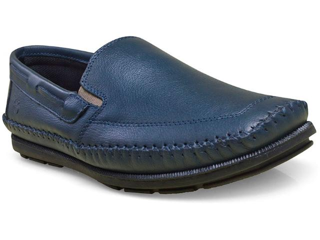 Sapato Masculino Ferricelli Ib14915 Marinho