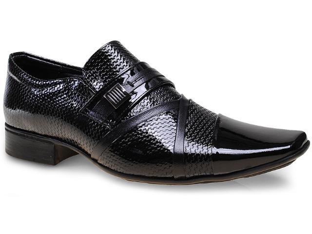 Sapato Masculino Jota pe 16437 Preto