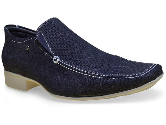 Sapato Masculino Jota pe 50763 Marinho