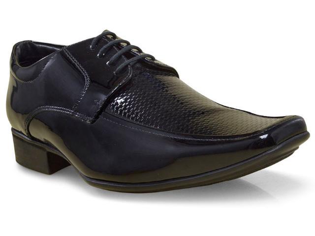 Sapato Masculino Jota pe 20015-1 Preto