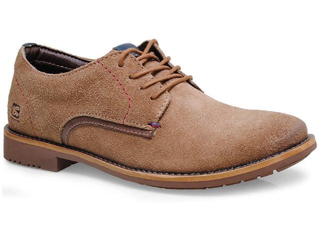 Sapato Masculino Kildare Ru47001 Nude/café/navy