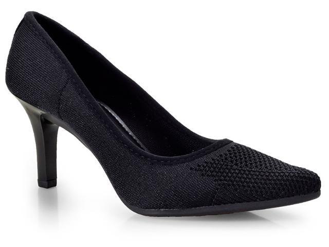 Sapato Feminino Mississipi X7531 Preto