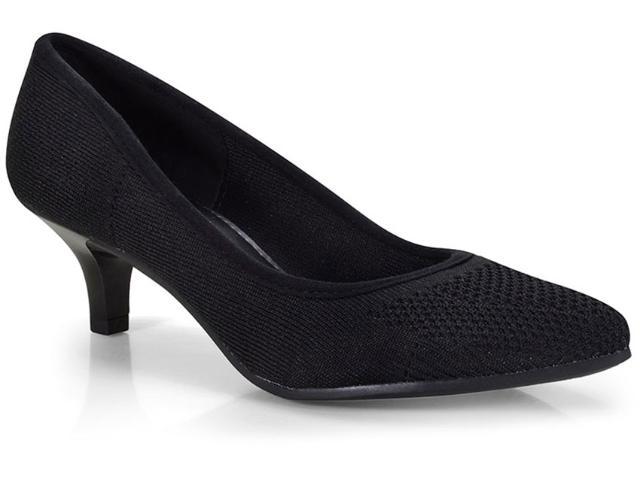 Sapato Feminino Mississipi X9083 Preto