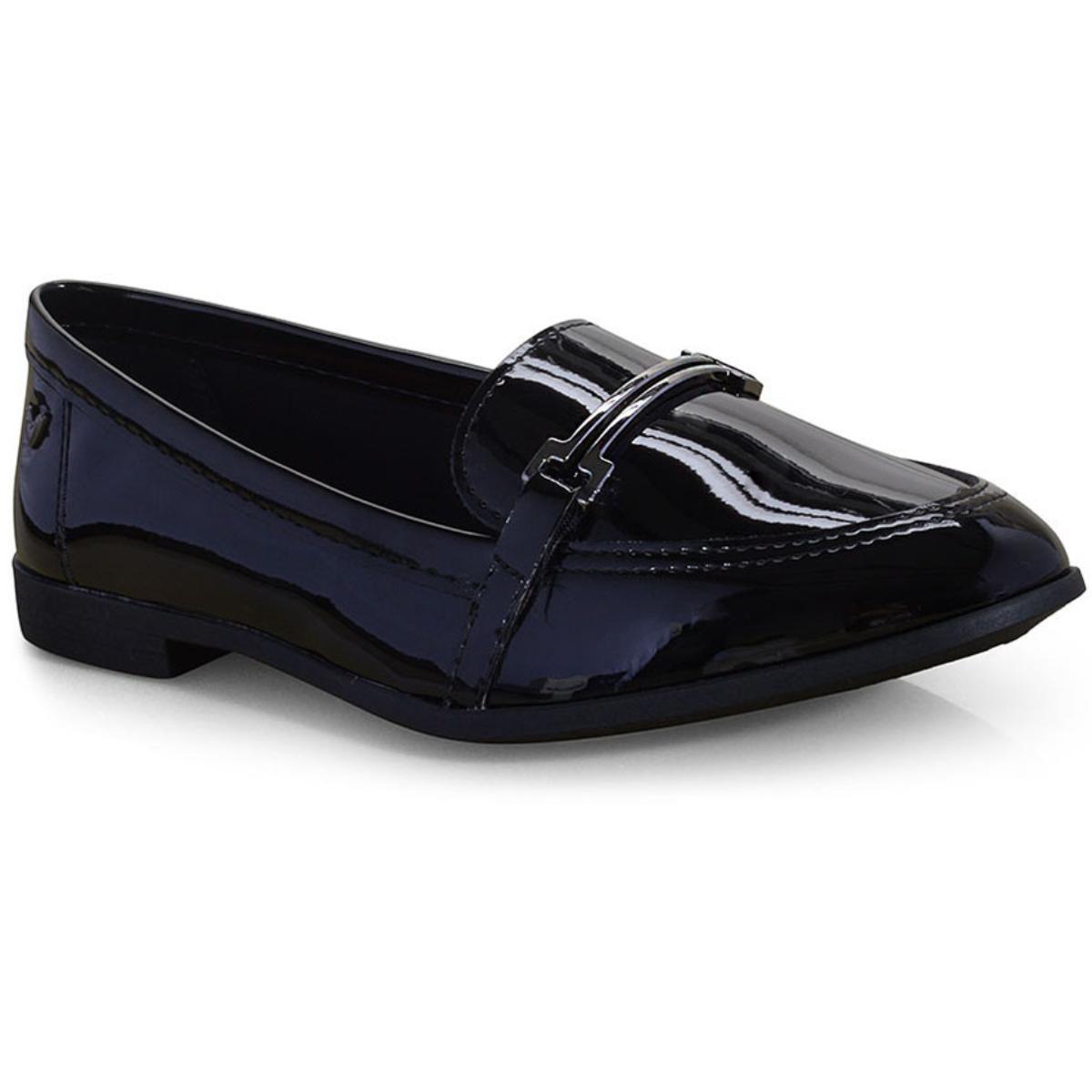 Sapato Feminino Mississipi Q0372 Preto