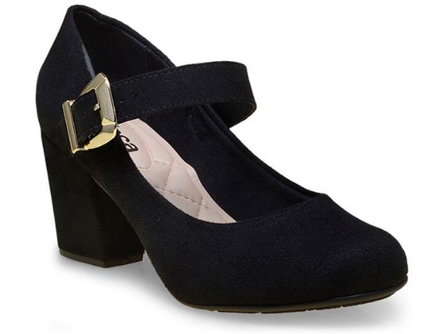 Sapato Feminino Moleca 5300103 Preto