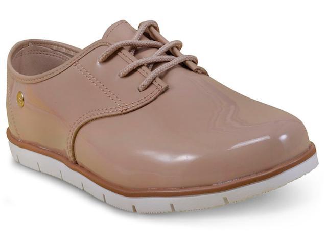 Sapato Feminino Moleca 5613304 Bege