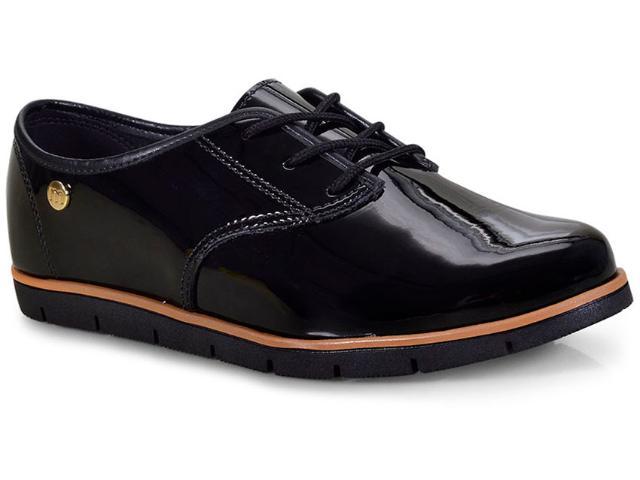 Sapato Feminino Moleca 5613304 Preto