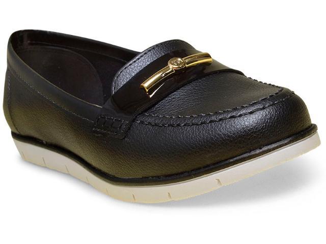 Sapato Feminino Moleca 5613206 Preto