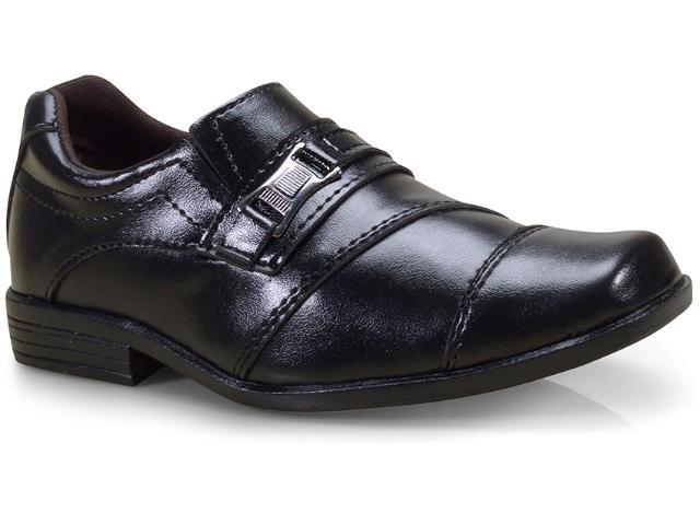 Sapato Masc Infantil Ped Shoes 203 Preto