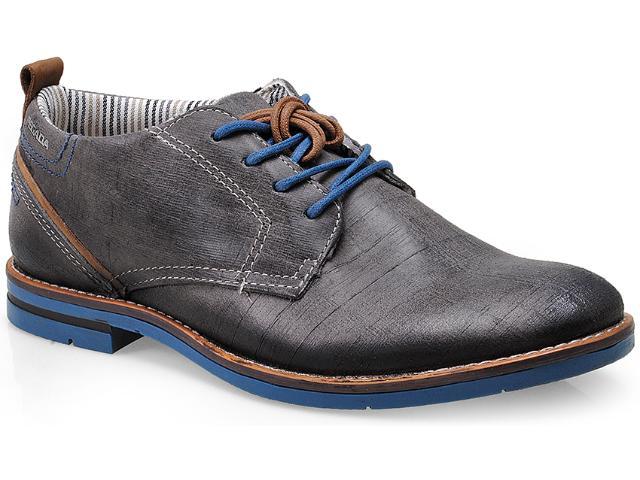 Sapato Masculino Pegada 21912-11 Grey