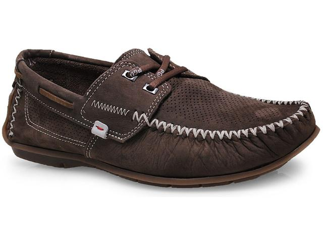 Sapato Masculino Pegada 8917-14 Musgo