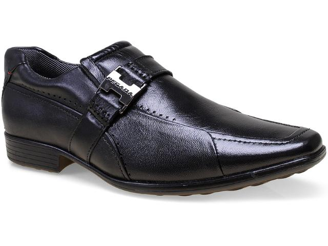 Sapato Masculino Pegada 22801-1 Preto