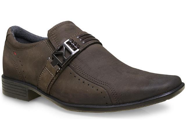 Sapato Masculino Pegada 21811-05 Musgo