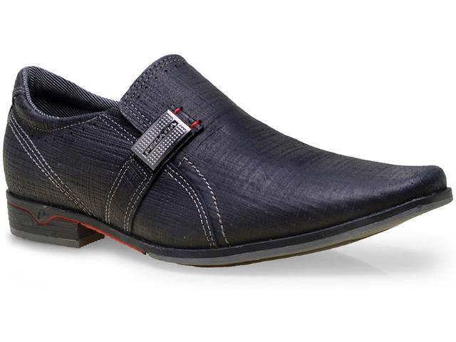 Sapato Masculino Pegada 22223-10 Trexin Preto