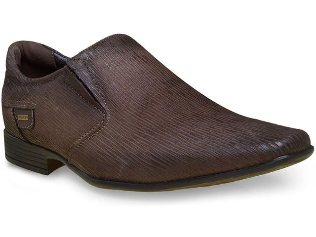 Sapato Masculino Pegada 23704-07 Soho Marrom