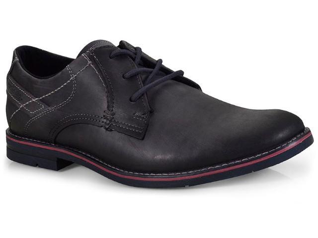 Sapato Masculino Pegada 121972-06 Cinza