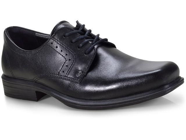 Sapato Masculino Pegada 124702-01 Preto