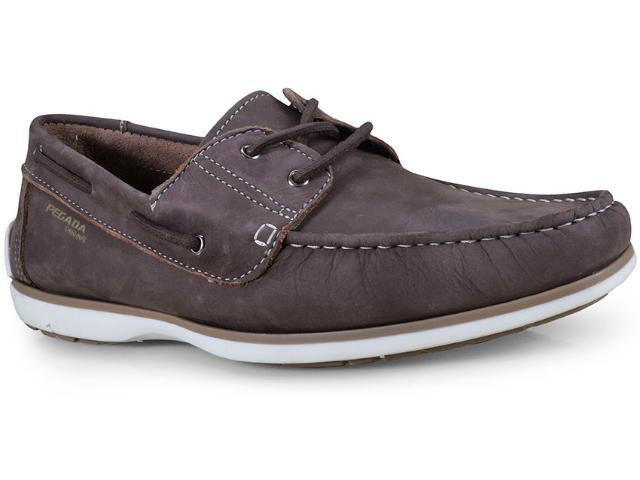 Sapato Masculino Pegada 141004-04 Cravo