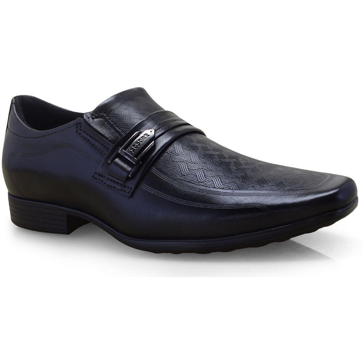 Sapato Masculino Pegada 122862-01 Preto