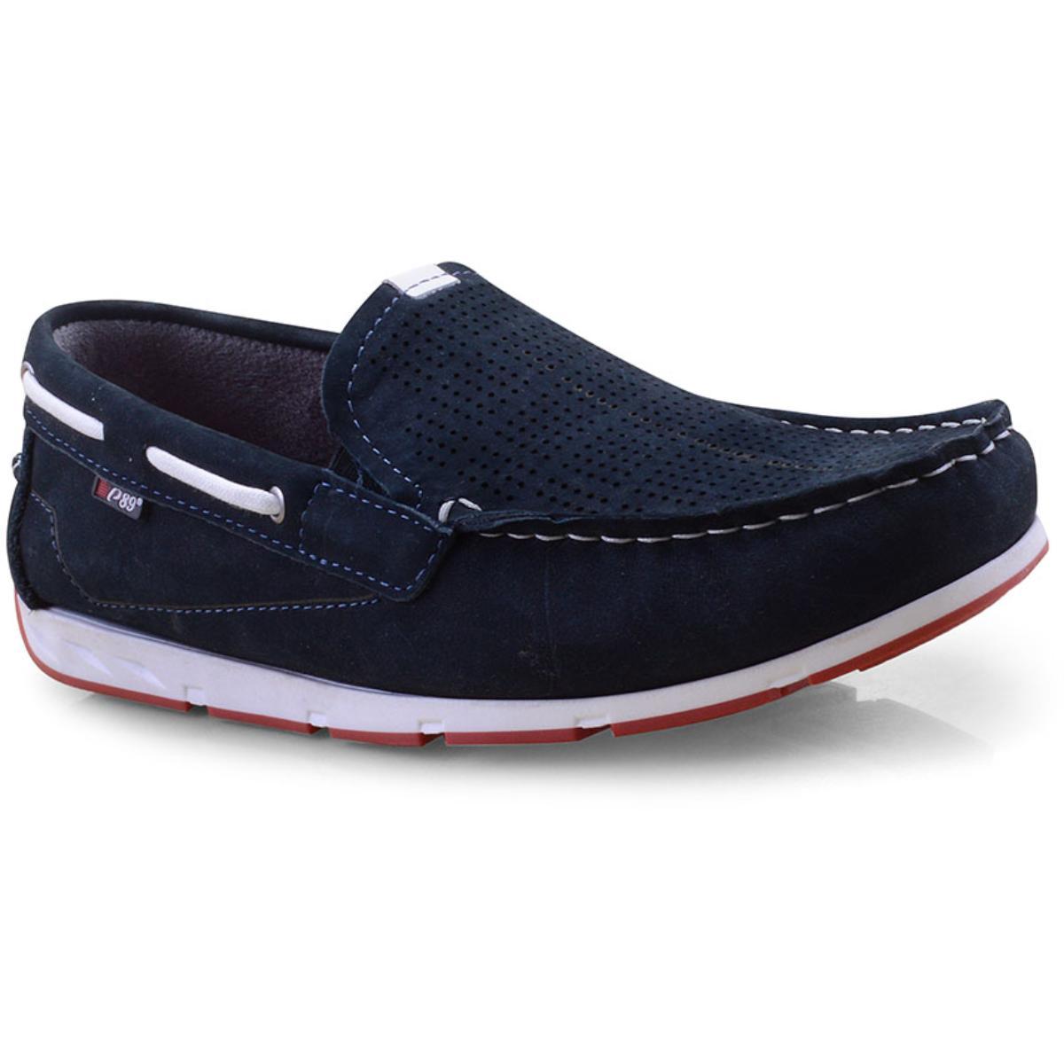 Sapato Masculino Pegada 140801-09 Marinho