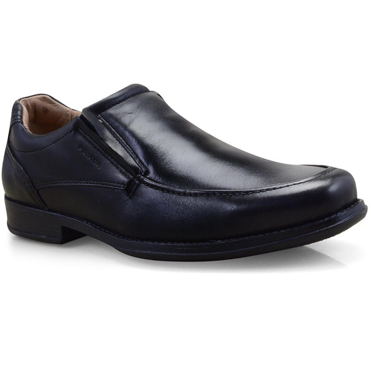 Sapato Masculino Pegada 123451-01 Preto