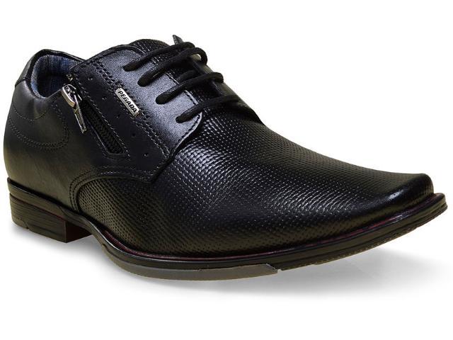 Sapato Masculino Pegada 23801-01 Preto