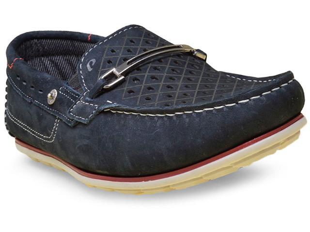 Sapato Masculino Pegada 40306-05 Marinho