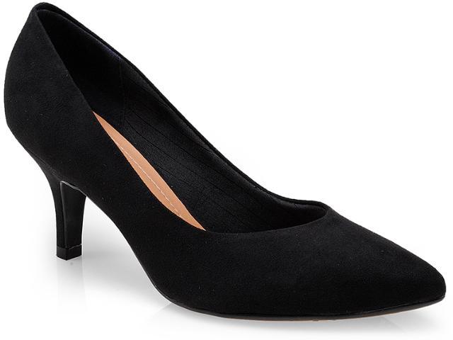 Sapato Feminino Piccadilly 745001 Preto