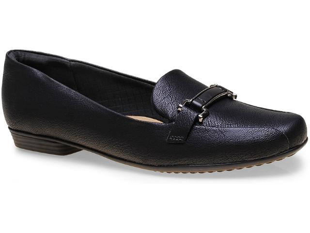 Sapato Feminino Piccadilly 250124 Preto