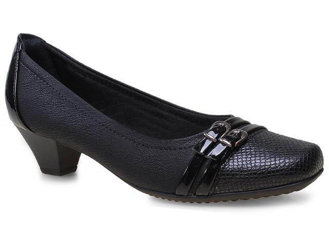 Sapato Feminino Piccadilly 320160 Preto