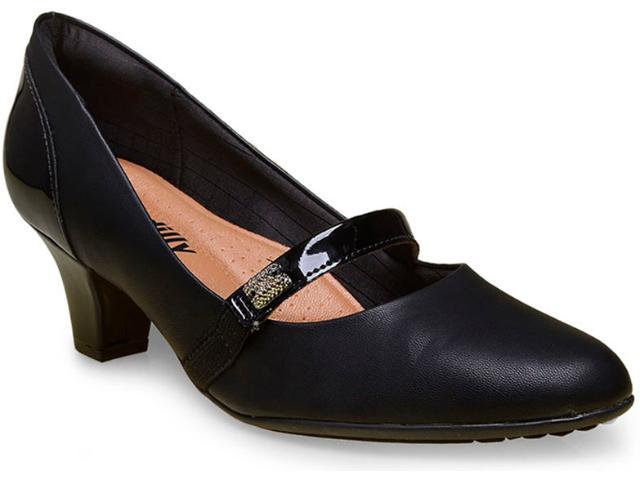 Sapato Feminino Piccadilly 703007 Preto